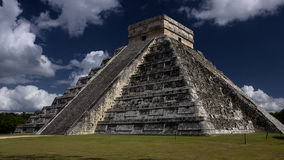 El Castillo, Chichen Itza Royalty Free Stock Photography