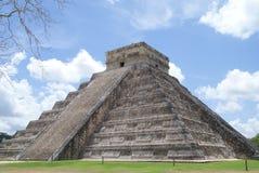 El Castillo,  Chichen Itza, Mexico Stock Photos