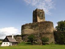 El castillo de Bolkow Imágenes de archivo libres de regalías