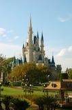 El castillo de Cenicienta Fotos de archivo