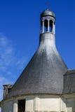 El castillo de Chambord está situado en el Loir-et-Cher, Francia. Tiene un ver Fotos de archivo
