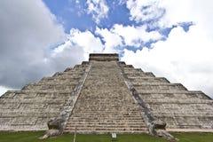 El Castillo de Kukulcan Royalty Free Stock Photography