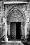 El castillo de la orden teutónica en Malbork Fotografía de archivo