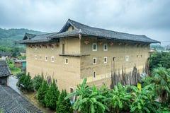 El castillo de la tierra y el x28; building& x29; Foto de archivo libre de regalías