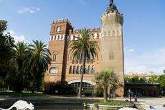 El castillo de los tres dragones Fotos de archivo