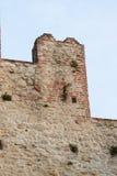 El castillo de Marostica Imágenes de archivo libres de regalías