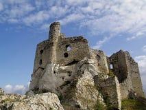 El castillo de Mirow Imágenes de archivo libres de regalías