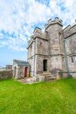 El castillo de Pendennis guarda Fotografía de archivo libre de regalías