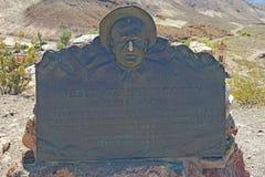 El castillo de Scotty - monumento - panorama Imagenes de archivo