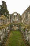 El castillo de Templar y el convento de los caballeros de Cristo, fundados por el ANUNCIO de Gualdim Pais en 1160, es un sitio de Foto de archivo