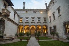 El castillo de Trento imagen de archivo libre de regalías