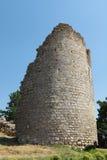 El castillo de Vize. Imagenes de archivo