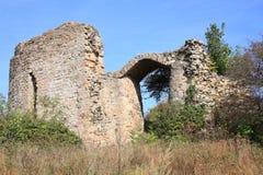 El castillo Frauenberg en Hesse, Alemania Fotos de archivo libres de regalías