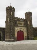 El castillo guarda Foto de archivo