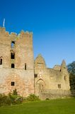 El castillo histórico Imagen de archivo