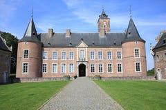 El castillo histórico Alden Biesen, Bélgica Fotografía de archivo libre de regalías