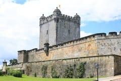 El castillo histórico Bentheim, Alemania Fotos de archivo libres de regalías