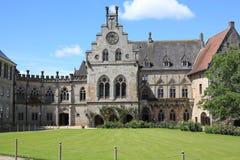 El castillo histórico Bentheim, Alemania Imagenes de archivo