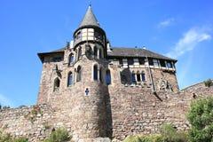 El castillo histórico Berlepsch, Alemania Fotos de archivo libres de regalías