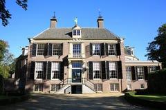 El castillo histórico Groeneveld, los Países Bajos Imagen de archivo