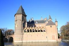El castillo histórico Heeswijk, los Países Bajos Fotografía de archivo libre de regalías