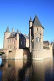 El castillo histórico Heeswijk, los Países Bajos Imagen de archivo libre de regalías