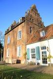 El castillo histórico Heyen, los Países Bajos Imagen de archivo