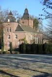 El castillo histórico Heysterum, los Países Bajos Imagen de archivo