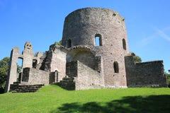 El castillo histórico Krukenburg en Hesse, Alemania Fotografía de archivo