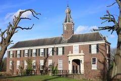 El castillo histórico Marquette, los Países Bajos Imágenes de archivo libres de regalías