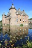 El castillo histórico Slangenburg, los Países Bajos Foto de archivo