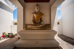 El castillo Nakornluang Imagen de archivo libre de regalías