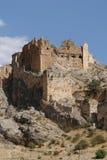 El castillo viejo fotografía de archivo libre de regalías