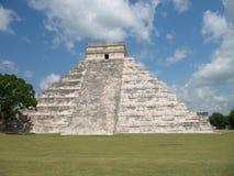 EL Castillo, Yucatán México de Chichen Itza Fotografía de archivo libre de regalías