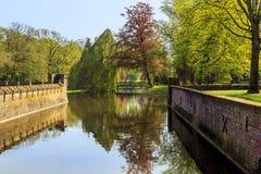 El castle' parque de Haar de s Imágenes de archivo libres de regalías