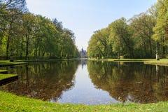 El castle' parque de Haar de s Fotos de archivo