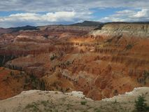 El cedro rompe el monumento nacional, Utah Fotos de archivo