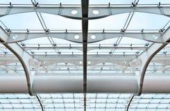 El celing moderno del aeropuerto Imagen de archivo