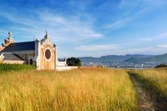 El cementerio de Getxo Fotos de archivo