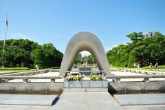 El cenotafio conmemorativo Foto de archivo libre de regalías