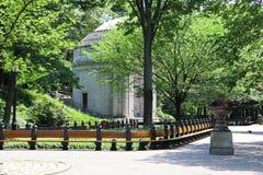 El Central Park Imagenes de archivo