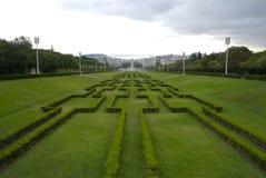 El Central Park de Lisboa fotografía de archivo libre de regalías