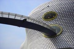 El centro comercial de la plaza de toros, Birmingham, Reino Unido Fotos de archivo
