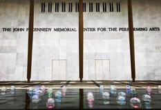 El centro conmemorativo de John F. Kennedy para las artes interpretativas Fotografía de archivo