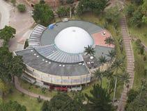 El centro de Bogotá fotografía de archivo