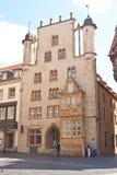 El centro de ciudad acogedor y viejo Fotos de archivo