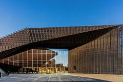 El centro de Conferencia Internacional, Foto de archivo