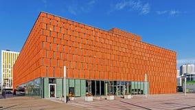 El centro de información científica Fotografía de archivo libre de regalías