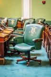 El centro de la administración en providencia, Rhode Island imágenes de archivo libres de regalías