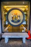 El centro de la administraci?n en Augusta State Capital, Maine imagen de archivo libre de regalías